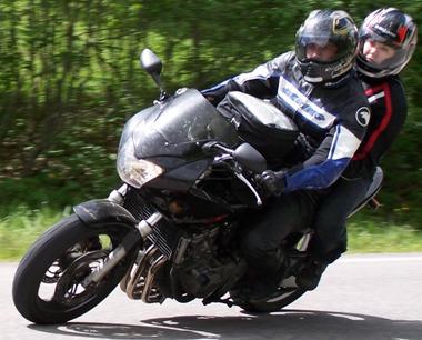 équipement motards